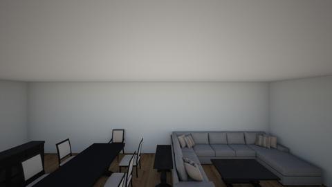 AA - Living room - by breannafajardo