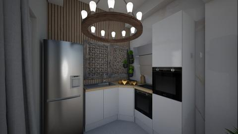 new apartment - Kitchen  - by MihaelK