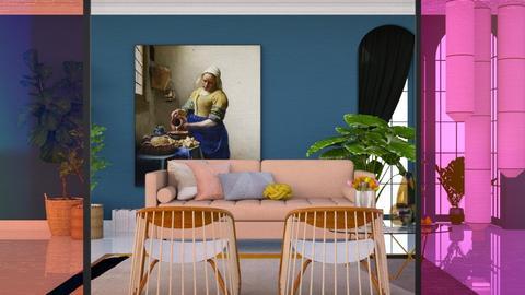 Uninspired - Modern - Living room - by HenkRetro1960