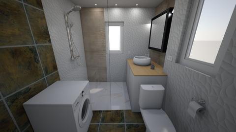 LAZIENKA_8 - Bathroom  - by neertoon