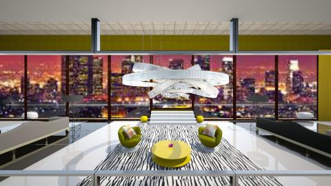 Panorama - Minimal - Living room  - by FriendsofGOD