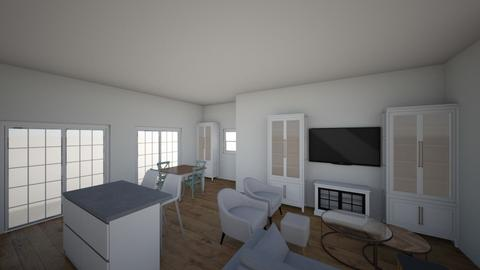 or 3 - Living room - by Niva T