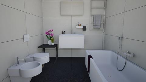 Bathroom - Bathroom - by reddvelvf