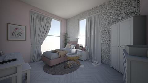 Teen Moms Bedroom - Rustic - Kids room  - by LovelyDesigns