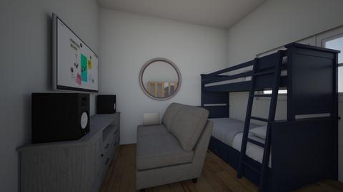 room - Bedroom  - by ahmad__bqaei
