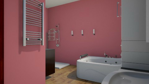 My dream - Bathroom - by Alexxandra997