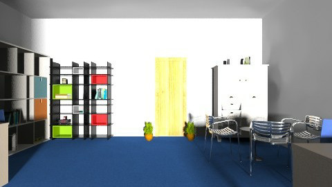 Office - Minimal - Office  - by jojofashionhouse