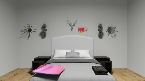 ny apartment bedroom - Bedroom - by mcnairymadison