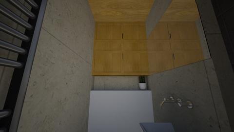 New height split 3 - Bathroom - by RachDyer