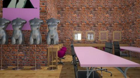 Werk Room 2 - Glamour - by girlgirl411
