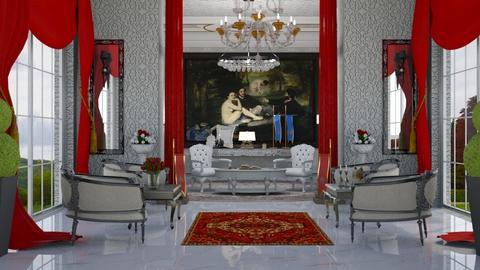 Embassy  - Classic - by nat mi