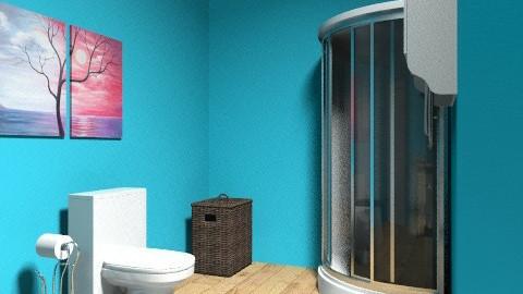 bathroom - Vintage - Bathroom  - by jennak89