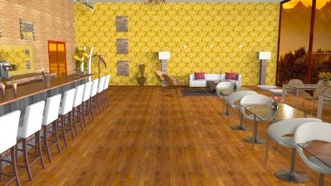 Restaurant - Eclectic - by giulygi