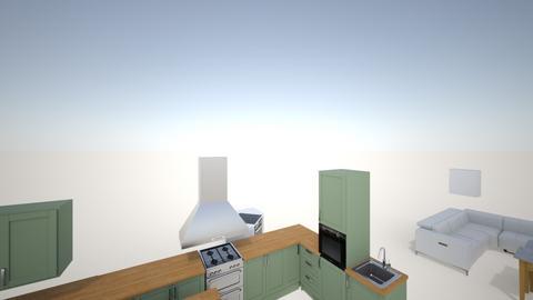 Kitchen - Kitchen  - by mjk467