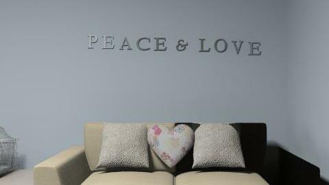 spirit of summer - Country - Living room  - by Kizzydarling