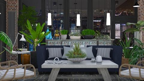 M_ Many living plant - Living room  - by milyca8