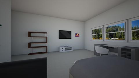 Design of Dream Bedroom - by eliendahiriwe