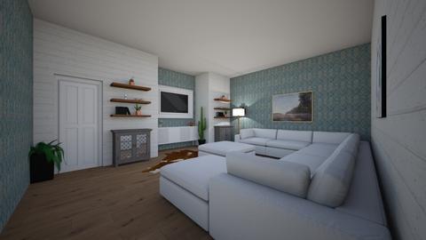 bg - Living room - by dena15