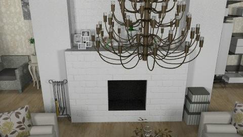 living - Modern - Living room - by mariannee1