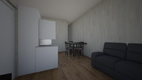 bedroom - by saraayish