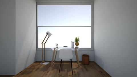 Desk layout - by Planto