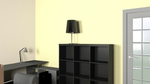 alves_tania - Rustic - Office  - by alves_tania