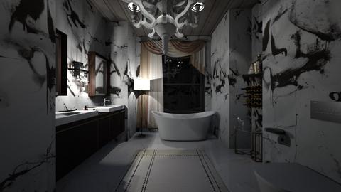 bathroom - Bathroom  - by keegan_sun7988