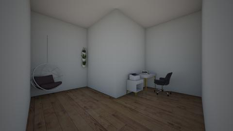 1 - Office  - by Drachenmaedchen