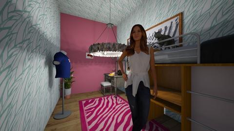 bedroom - Modern - Bedroom  - by drip41