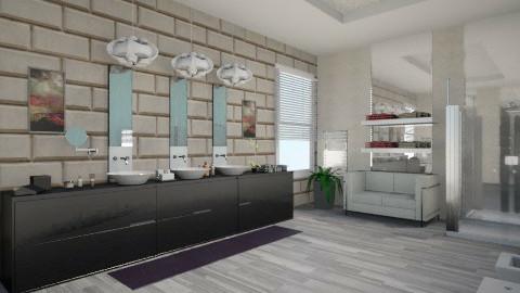 Bathroom - Modern - Bathroom  - by Gre_Taa