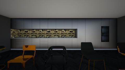 h - Kitchen - by lindie20