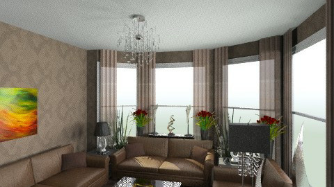 Muscati_Family1 Modern - Modern - Living room - by pdsmatt