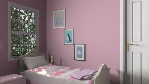 Nursery 2 - Feminine - Kids room - by kashie13