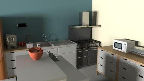 MU1 - Kitchen - by ani_kapanova