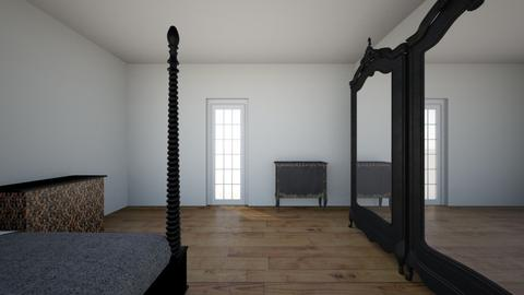 bedroom 1 - by Laura dawson