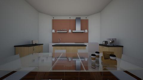 Home 2 - Kitchen  - by Pattywab