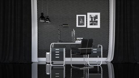 travailler au noir - Classic - Office  - by HenkRetro1960