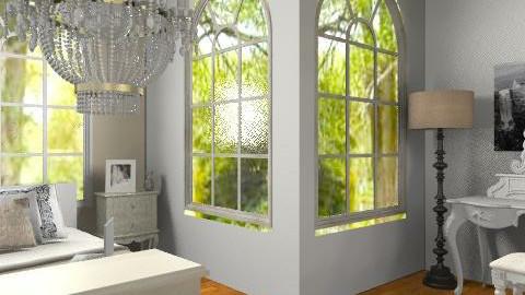 Nastashia Johnson - Glamour - Bedroom  - by nastashia