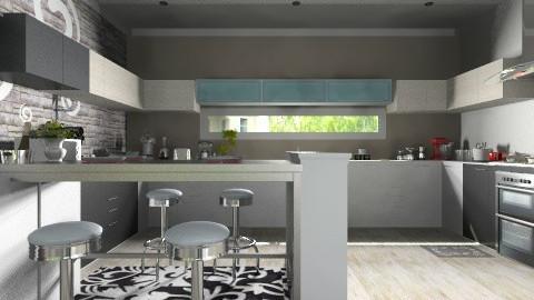 kitchen new 023 - Classic - Kitchen  - by Bandara Beliketimulla