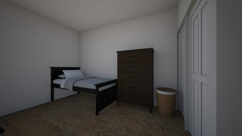 Township Bedroom - Bedroom  - by lhaupt