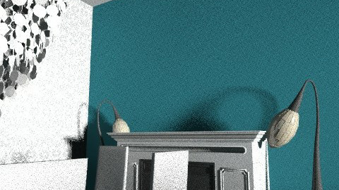 contmporARY - Retro - Living room  - by Jessiecait