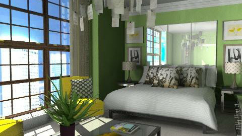 Crosby Street Hotel NYC2 - Eclectic - Living room  - by channing4