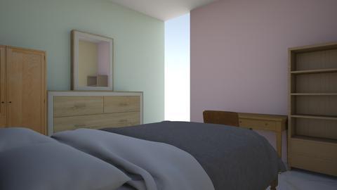 kamar 1 - Bedroom  - by iniemailnya