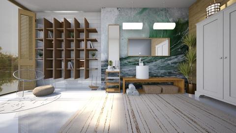 mar - Bathroom  - by ana111