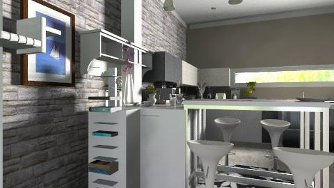 kitchen new 005 - Classic - Kitchen  - by Bandara Beliketimulla