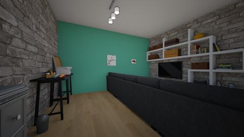 Room for my besties - Living room  - by Meghan White