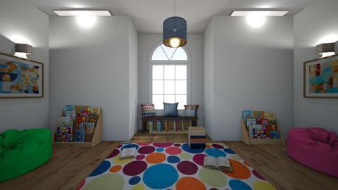 ednksjdn - Kids room  - by dasilvab