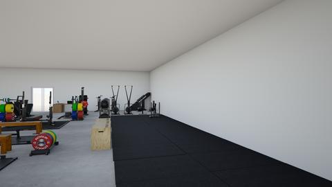 4,000 & 5,100 Sq Ft Gyms - by rogue_b343422df5c3aa3b35d4c844e8082