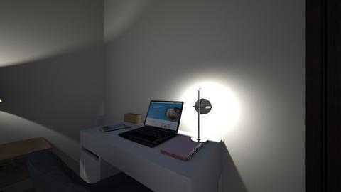 mini room naya - Bedroom  - by hasnaaaaa