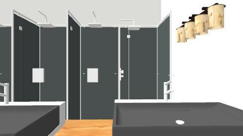 republica  - Glamour - Bathroom  - by Flavia Alves